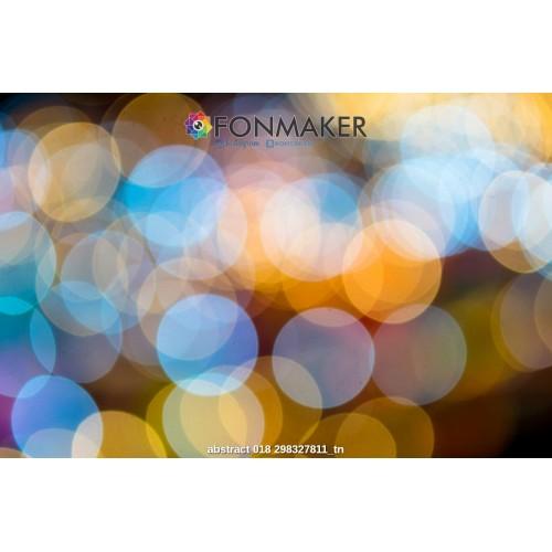 Фотофон Бокэ для фотосъемки Абстрактные рисунки