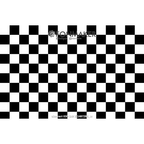 Фотофон Шахматная доска для фотосъемки Абстрактные рисунки