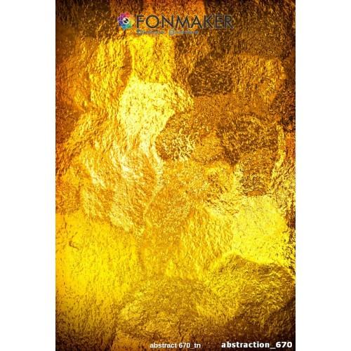 Фотофон Золотистый для фотосъемки Абстрактные рисунки