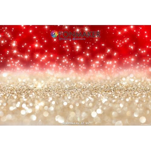 Фотофон Мерцающий красный для фотосъемки Абстрактные рисунки