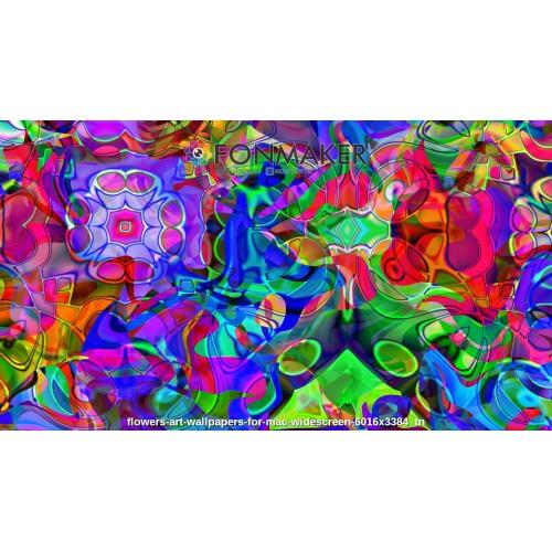 Фотофон Мираж для фотосъемки Абстрактные рисунки