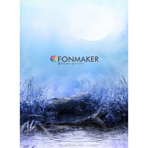 Фотофон Морозко для фотосъемки FONMAKER