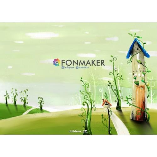Фотофон Сказка для фотосъемки FONMAKER