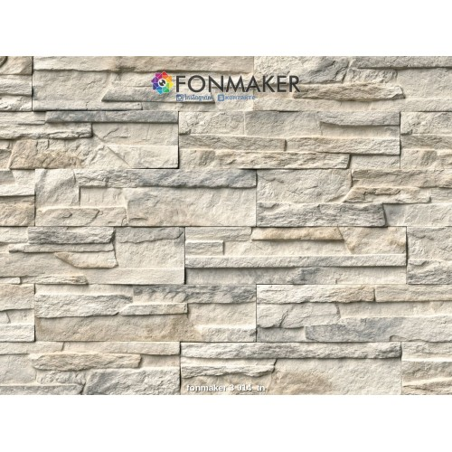 Фотофон каменная стена для фотосъемки в Инстаграм fonmaker 3 014