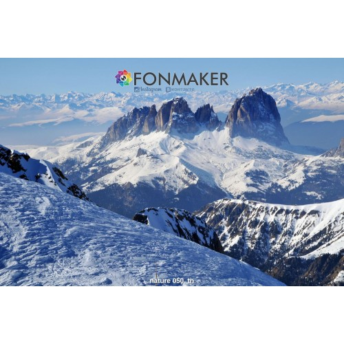 Фотофон На краю Света для фотосъемки FONMAKER F00478