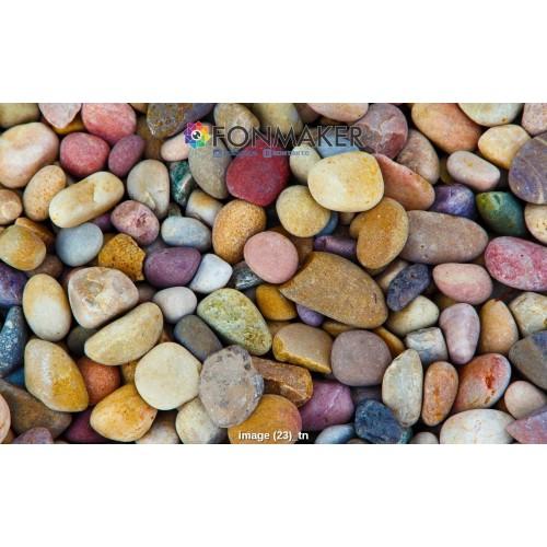 Фотофон разноцветные камни для фотосъемки FONMAKER