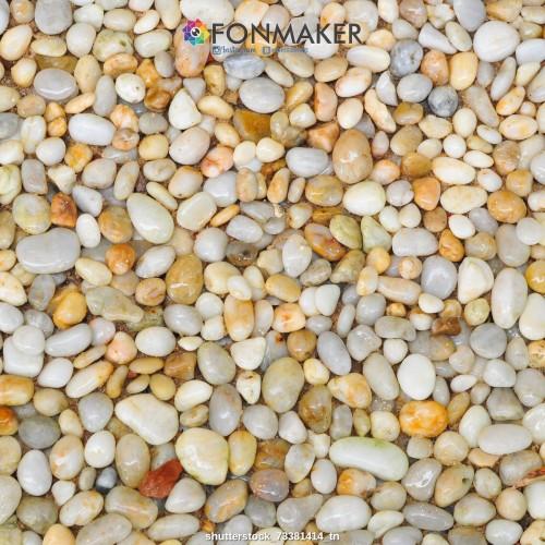 Фотофон Мелкие Камни для фотосъемки FONMAKER
