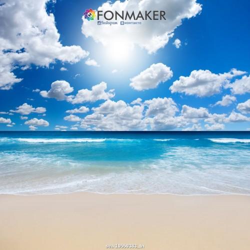 Фотофон На краю света для фотосъемки FONMAKER