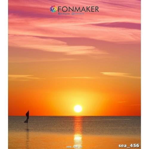 Фотофон Остров Пасхи для фотосъемки FONMAKER