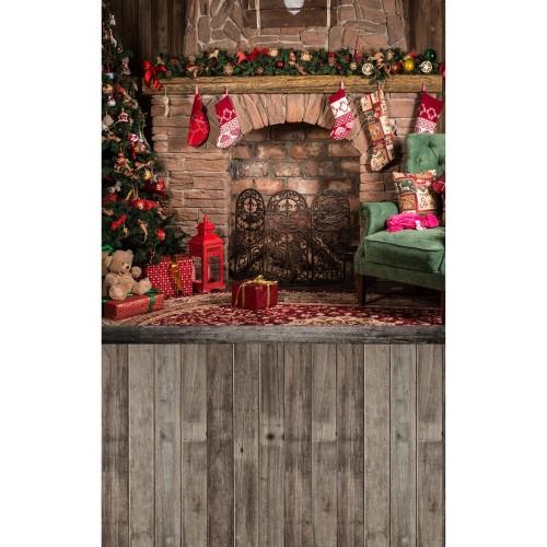 """Фотофон Стена Пол """"В ожидании рождества"""""""