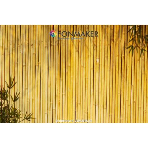 Фотофон Светлый бамбук для фотосъемки