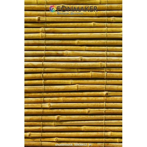 Фотофон Горизонтальный бамбук для фотосъемки FONMAKER