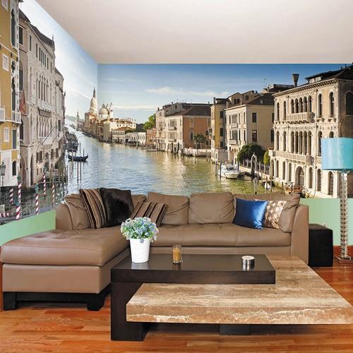 Фотообои Антимаркер венецианский канал 3-a-335