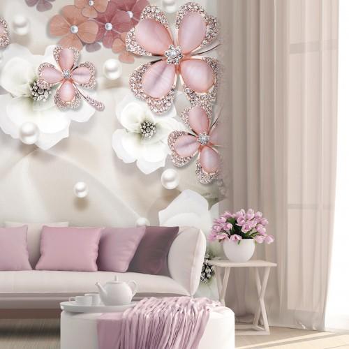 CityArt 3D Вальс цветов, CA2082-50, 200х270 см