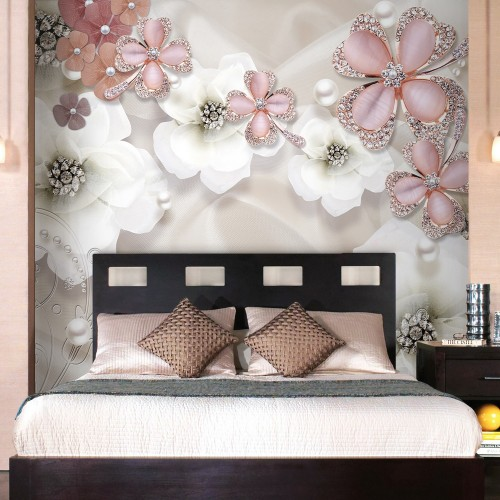 CityArt 3D Вальс цветов, CA3082-50, 300х270 см