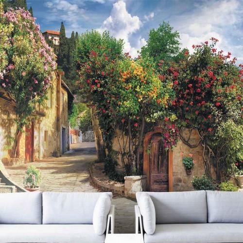 Фотообои Итальянский переулок Color k-316