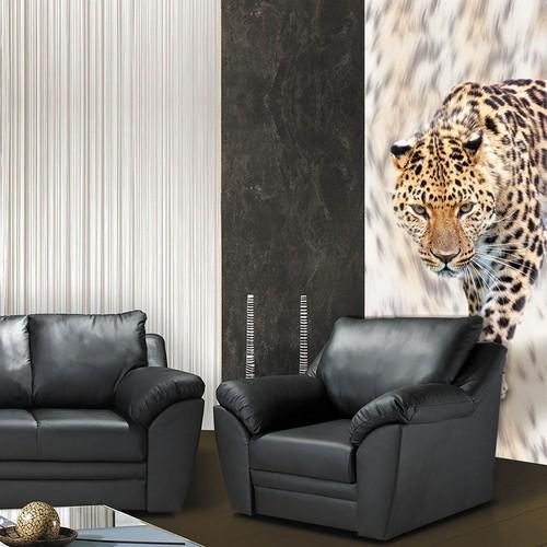 Фотообои Леопард Color k-007