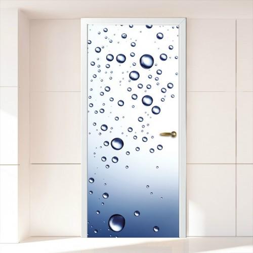 Фотообои пузыри Doorfix d-036