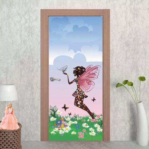 Фотообои волшебная фея Doorfix d-052