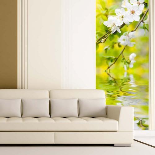 CityArt Яблоневый цвет, CA0108, 100х270 см