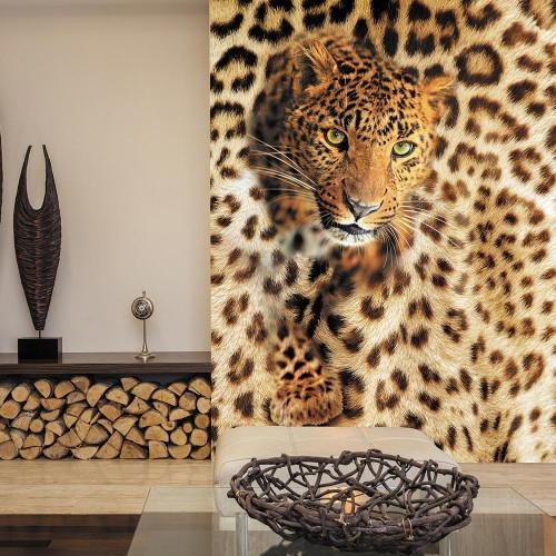 CityArt Леопард, CA0216, 200х270 см