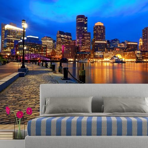 Milan Ночная набережная в Бостоне, M 458, M 658