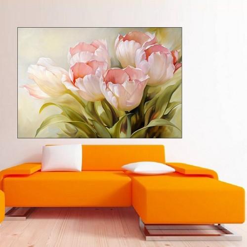 CityArt Нежный тюльпан, CA0659, 200х135 см