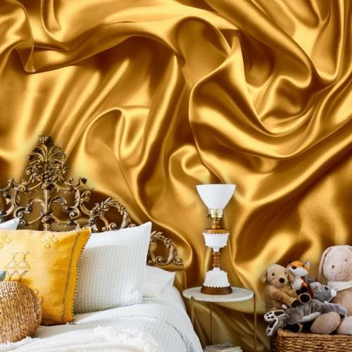 Обои Milan (3D Золотой шелк), M 2012, 200х270 см