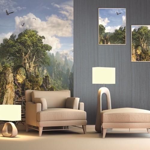 Обои Milan (Дерево-арка), M 297, 200x270 см