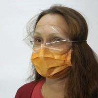 защитная маска АНКОВИД (unCOVID 19) оптом комплект из 100 штук