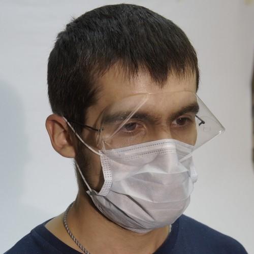 защитная маска АНКОВИД (unCOVID 19) оптом комплект из 99 штук