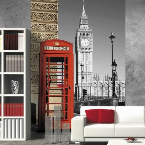 Фотообои лондон Versal v-207