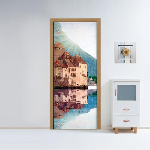 Фотообои швейцария Wallfix w-205