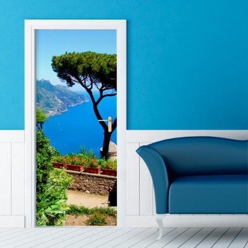 Фотообои греческий остров Wallfix w-262
