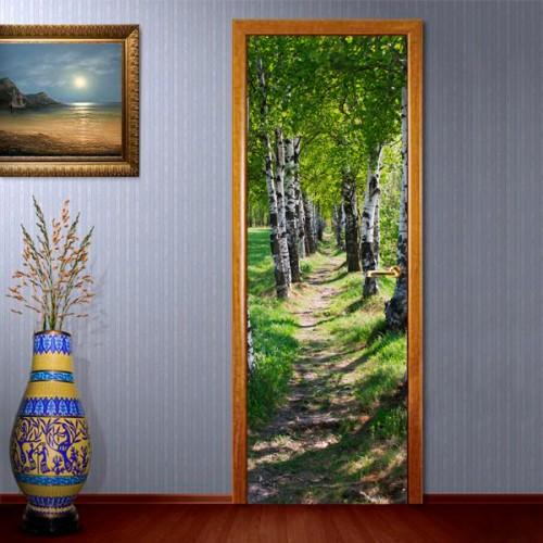 Фотообои Лесной Заповедник Wallfix w-321