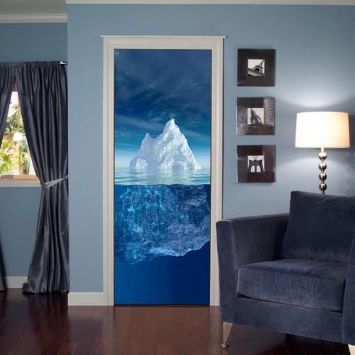 Фотообои айсберг в океане Wallfix w-035